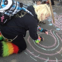 Photo taken at Northwest Folklife Festival by Andi S. on 5/25/2013