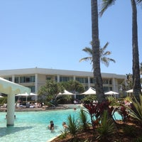Photo taken at Sheraton Mirage Resort And Spa by Aleksandr R. on 1/18/2013