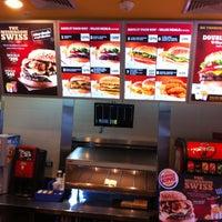 Photo taken at Burger King by Vladimir B. on 5/1/2013