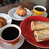 Photo taken at Casse-Croute Bakery by Jhay D. on 2/15/2014
