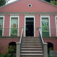 Photo taken at Museu Paraense Emílio Goeldi by Rachell D. on 4/30/2013