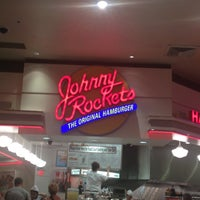 Photo taken at Johnny Rockets by Leigh G. on 5/9/2013