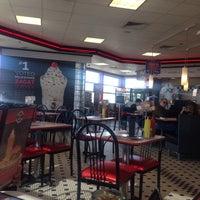 Photo taken at Steak 'n Shake by Lisa A. on 11/11/2015