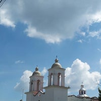 Photo taken at Iglesia Espiritu Santo by Uziel Jehu on 10/28/2012