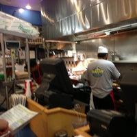 Photo taken at Jeff's Gourmet Kosher Sausage Factory by Jane S. on 8/15/2013