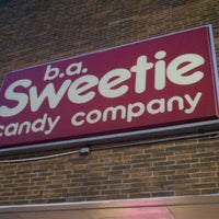 Photo taken at b.a. Sweetie Candy Company by Nancy H. on 12/14/2012