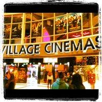 Photo taken at Village World Cinemas by Georgios C. on 12/9/2012
