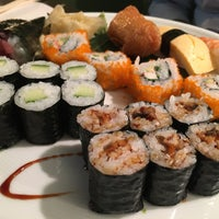 Photo taken at Naniwa Sushi & More by Evgeny B. on 6/3/2016