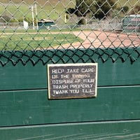 Photo taken at Treeview Little League - Minor Field by Stephanie on 3/9/2013