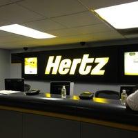 Photo taken at Hertz by Fernando S. on 7/27/2013