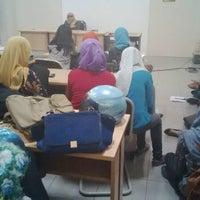 Photo taken at Sekolah Tinggi Ilmu Ekonomi Indonesia (STIESIA) by Alfiana S. on 8/6/2014