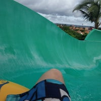 Photo taken at Waterbom Bali by Andrey Z. on 4/10/2013