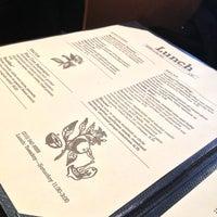 Photo taken at Blue Sage Vegetarian Grille by M. F. on 3/12/2013