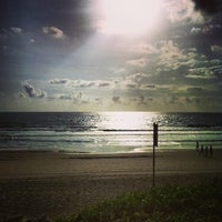 Photo taken at Praia do Borete by Janaina S. on 1/22/2013