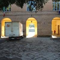 Photo taken at Fortezza Medicea by Giacomo B. on 12/12/2012