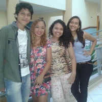 Photo taken at Cantina - American School Of Languages by Thaís V. on 12/13/2014