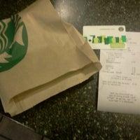 Photo taken at Starbucks by Jessie H. on 1/18/2013