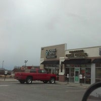 Photo taken at Caribou Coffee by Lee S. on 4/17/2013