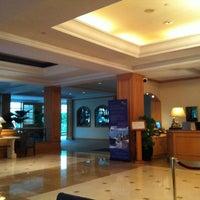 Photo taken at Grand Coloane Resort by Anita on 12/2/2012