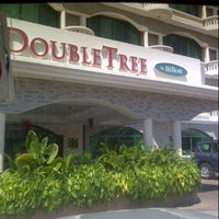 Photo taken at Doubletree by Hilton Dar es Salaam - Oysterbay by Byera M. on 12/22/2012