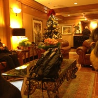 Photo taken at The Manhattan Club by Alisa Y. on 12/7/2012