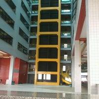 Photo taken at UNIVERSO - Universidade Salgado de Oliveira by Gabriel A. on 1/12/2013