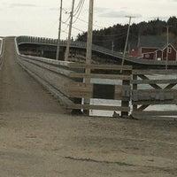 Photo taken at Cribstone Bridge by Foodie P. on 3/16/2013