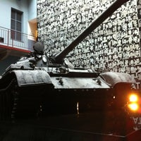 Photo taken at House of Terror Museum by Kiss I. on 3/16/2013