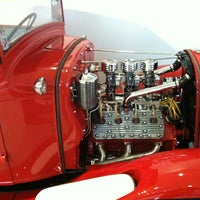 Photo taken at The Antique Automobile Club of America Museum by Héctor N. on 1/12/2013