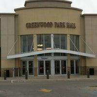 Photo taken at Greenwood Park Mall by Joseph B. on 2/21/2013