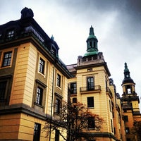 Photo taken at Polishuset by Natalie O. on 11/4/2013