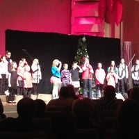 Photo taken at Auburn Grace Community Church by Mike T. on 12/9/2012