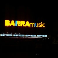 Photo taken at Barra Music by Lucas B. on 12/28/2012