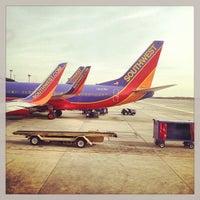 Photo taken at Baltimore / Washington International Thurgood Marshall Airport (BWI) by Erick U. on 3/15/2013