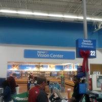 Photo taken at Walmart Supercenter by Randy J. on 12/22/2012