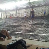 Photo taken at Lampung Futsal by Nurul u. on 3/20/2013