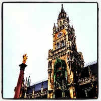 Das Foto wurde bei Neues Rathaus von Leigh Ann S. am 12/15/2012 aufgenommen