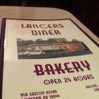 Photo taken at Lancers Diner by Valerie H. on 10/7/2012