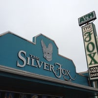 Photo taken at The Silver Fox Lounge by Joe C. on 8/24/2012