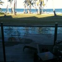 Photo taken at Castaways Resort Mission Beach by ksr A. on 7/8/2011