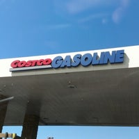 Photo taken at Costco Gas by Earl M. on 8/28/2012