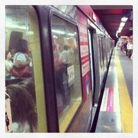 Photo taken at MetrôRio - Estação São Francisco Xavier by Marcelo D. on 4/10/2013