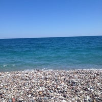 Photo taken at Beach Park by Enes T. on 6/1/2015