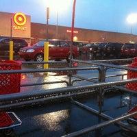 Photo taken at Target by Juniper E. on 11/26/2013