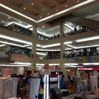 Photo taken at Mega Mall by Tedi B. on 7/2/2013