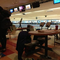 Photo taken at Northland Bowl & Recreation Center by Mimi A. on 12/1/2012