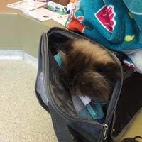 Photo taken at Park Animal Hospital by Nishant B. on 5/9/2015