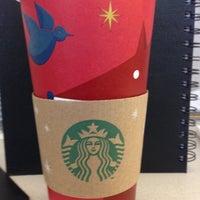 Photo taken at Starbucks by Melanie Q. on 11/30/2012
