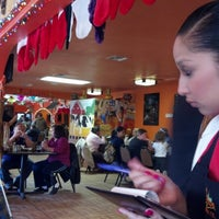 Photo taken at Los Nortenos Mexican Restaurant by Charlotte W. on 12/30/2012