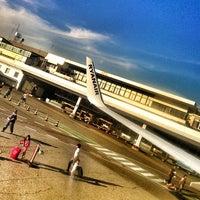 """Photo taken at Aeroporto di Roma Ciampino """"Giovan Battista Pastine"""" (CIA) by EmotionalPh C. on 6/22/2013"""